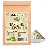 Kartoffelfasern Low Carb | 1 KG | Kontrollierte Qualität | Low Carb Mehl | Kartoffelpulver | direkt vom Achterhof