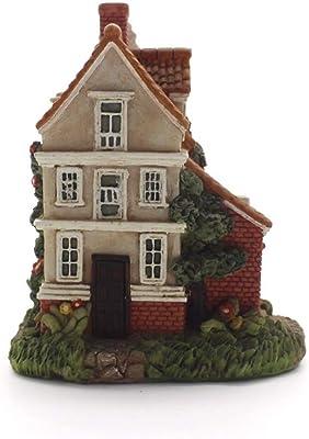 Ginger Cottages GC135 Polar Precinct #25 Ornament