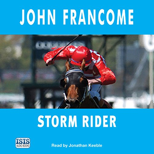 Storm Rider audiobook cover art