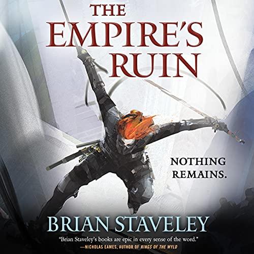 The Empire's Ruin cover art