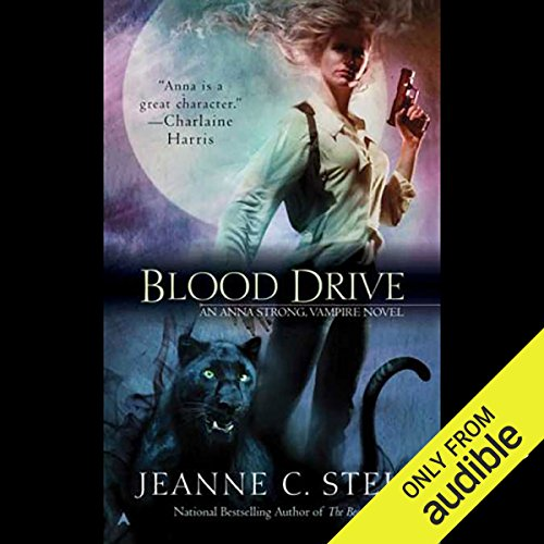 Blood Drive audiobook cover art