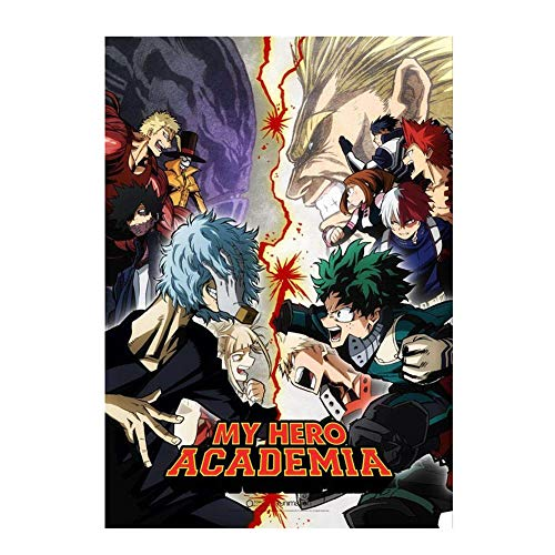 Christ For Givek My Hero Academia Midoriya Izuku Wasserdichtes Poster Anime Manga Wall Art Print Decor( H13)