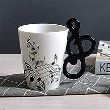 normal Taza de cerámica Musical Creativa Personalidad Taza de ...