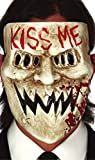 FIESTAS GUIRCA Mascara Kiss ME PVC