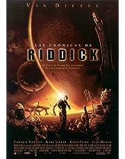 Las crónicas de Riddick (The chronicles of Riddick) [Blu-ray]