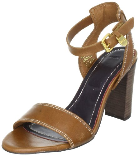 Mexx Damen Molly 1 Fashion-Sandalen, Braun (COGNAC 242), 38 EU