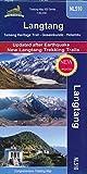 Trekking Map NL 510 Langtang – Gosaikunda - Helambu