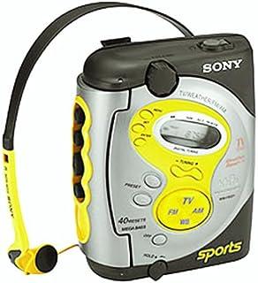Sony WM-FS221 Sports Walkman Cassette Player