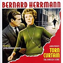 Alfred Hitchcock's Torn Curtain: The Unused Score