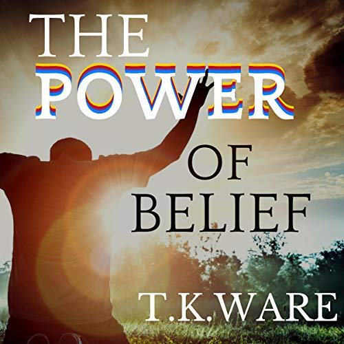 The Power of Belief audiobook cover art