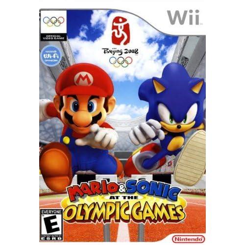 Mario & Sonic at the Olympic Games (Wii) - [Edizione: Regno Unito]
