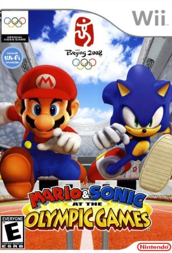 SEGA Mario & Sonic at the Olympic Games,...