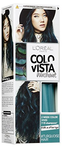 Colovista 2-Week-Wash-Out Nummer 10 turquoisehair