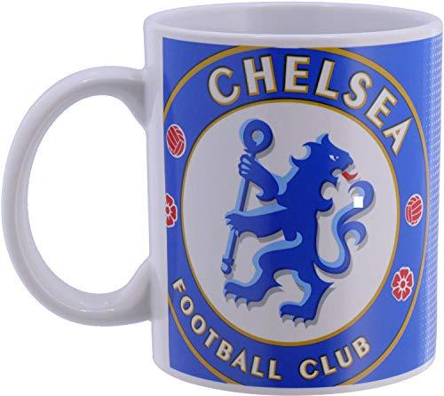 フットボールアグリゲーション(Football Aggregation) チェルシーFC マグカップ CHE10275