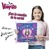 Chica Vampiro–Coussin Musical, Multicolore (Cife 41613)