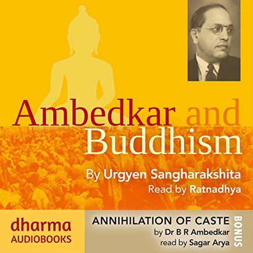 Ambedkar and Buddhism, Annihilation of Caste cover art