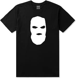 Kings Of NY Ski Mask Hood Robber Dope Street Style T-Shirt