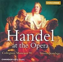 Rinaldo, HWV 7, Act II Scene IV: Aria: Lascia ch'io pianga (Let me Lament) (arr. for orchestra)