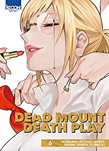 Dead Mount Death Play Edition simple Tome 6