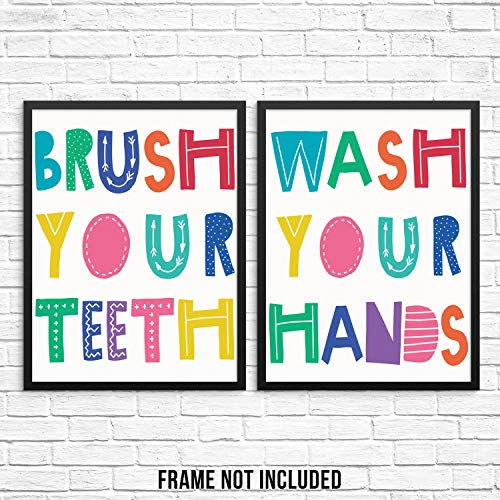 Brush Your Teeth Wash Your Hands