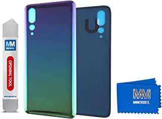 MMOBIEL Back Cover Battery Door Compatible with Huawei P20 Pro 2018 6.1 inch (Twilight)