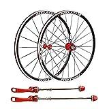 X6 Ultraligero carretera Rueda de bicicleta Conjunto de aluminio llantas de aluminio 120 Sonidos 7 Teniendo 700C bicicletas V rápida del freno Eje Red de lanzamiento (rueda de la rueda delantera + tra