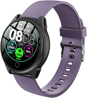 Geundampa Smartwatch Hombre Reloj Inteligente Impermeable IP67 Reloj Deportivo 1.3