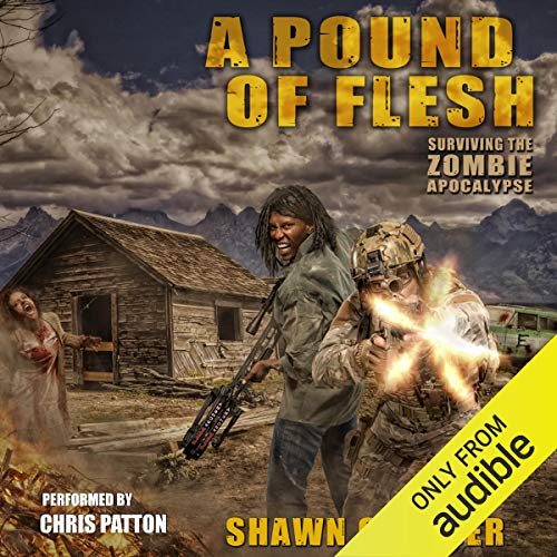 A Pound of Flesh  By  cover art