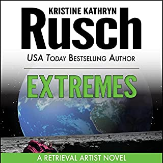 Extremes audiobook cover art