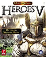 Heroes of Might and Magic V - Prima Official Game Guide de Fletcher Black