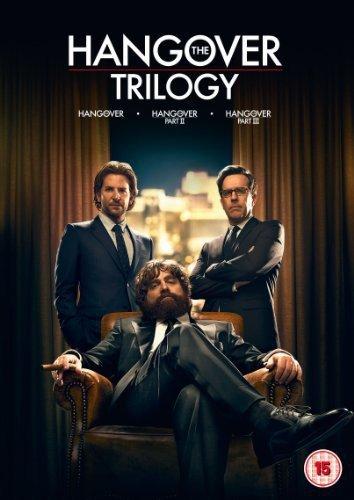 The Hangover Trilogy [3 DVDs + UV Copy] (UK-Import)