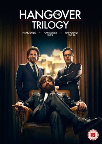 The Hangover Trilogy [3 DVDs + UV Copy] (UK-Import)