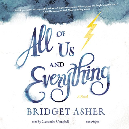 All of Us and Everything audiobook cover art