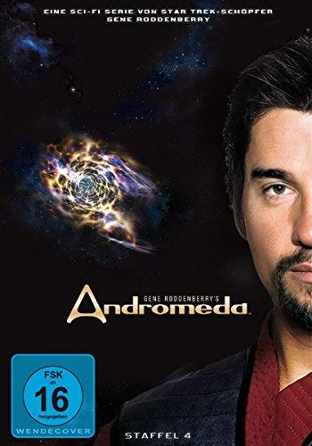 Gene Roddenberry's Andromeda - Staffel 4 [6 DVDs]