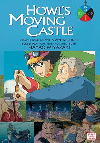 HOWLS MOVING CASTLE FILM COMIC GN VOL 03 (Howl's Moving Castle Film Comics, Band 3)