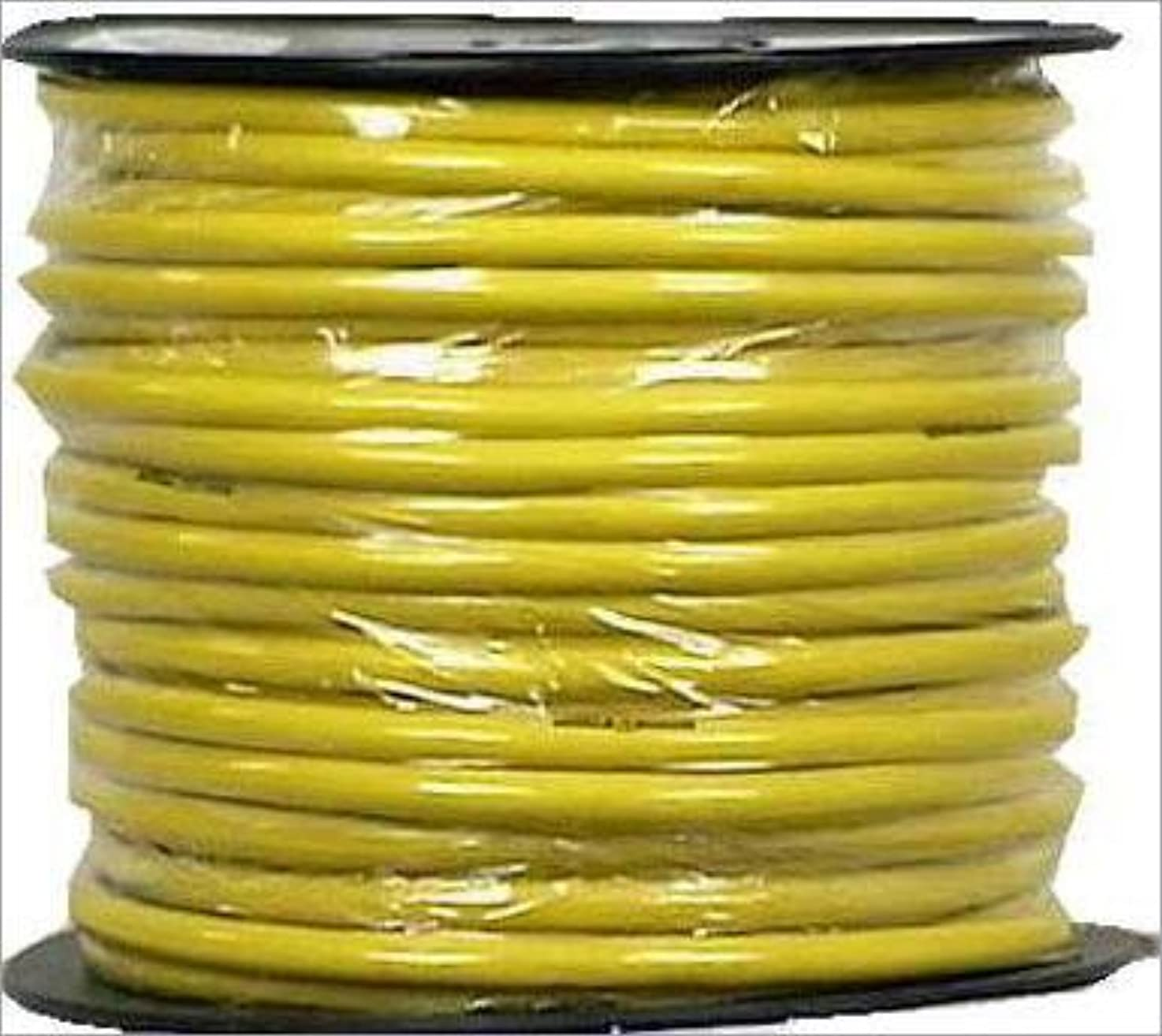 Woods 2808 SJTW Yellow Jacket Service Cord, 14/3, 250-Foot