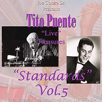 """Live"" Treasures ""Standards"" Vol.5 (Live)"