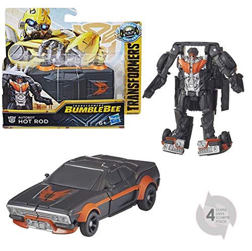 Transformers–MV6–Energon Igniters Power Series Cougar, e0752, Modelli/Colori Assortiti, 1 Pezzo