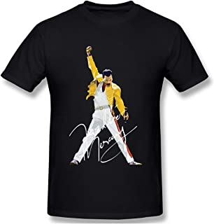 One Day Only Special Price Nice Queen Band Bohemian Rhapsody Freddie Mercury T Shirts for Men