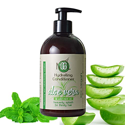 NGGL Vegan Premium Hair Spa with 100% natural Aloe Vera Hydrating; Conditioner 500ml