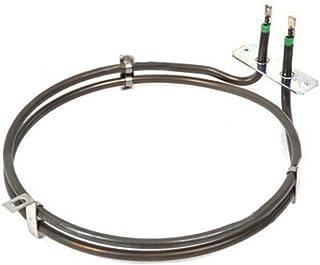 Spares2go elemento calefactor 2girar para Prima Ventilador Horno/Cocina (2000W)