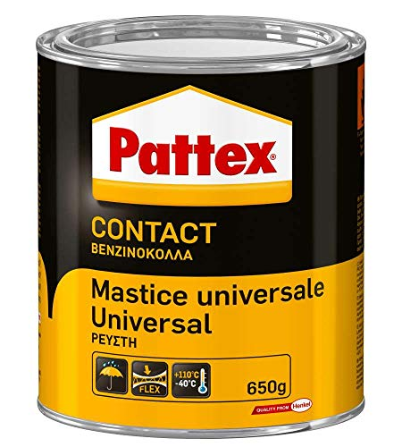 Pattex 1419319 Contact Mastice Universale, 650 g