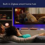 Introducing Amazon eero Pro 6 tri-band mesh Wi-Fi 6 system with built-in Zigbee smart home hub (3-pack) 13 Introducing the fastest eero ever - eero Pro 6 covers up to 2,000 sq. ft. with wifi speeds up to a gigabit. Say goodbye to dead spots and buffering - Our TrueMesh technology intelligently routes traffic to reduce drop-offs so you can confidently stream 4K video, game, and video conference. More wifi for more devices - Wi-Fi 6 delivers faster wifi with support for 75+ devices simultaneously.