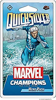 Marvel Champions: Quicksilver Hero Pack
