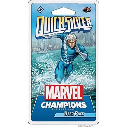 Marvel Champions: Quicksilver...
