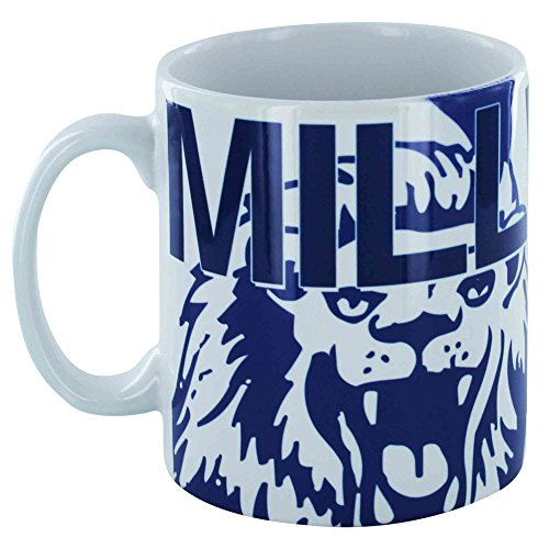 Millwall Löwen Fußball Fans 313ml Keramik Tasse