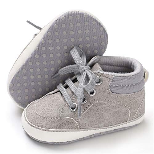 Nike Baby Boys' Ankle Socks (6 Pairs), White/Black, 6/12M