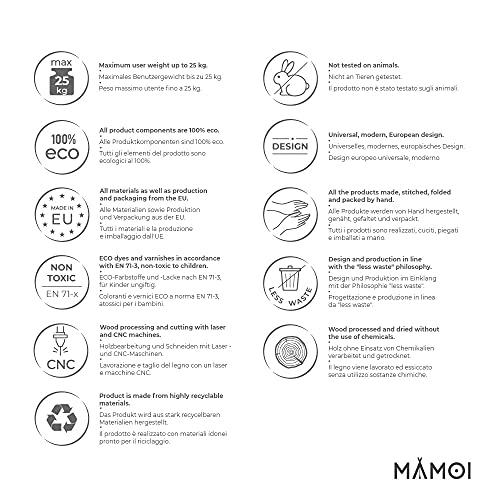 MAMOI Gimnasios y columpios