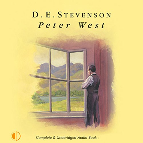 Peter West audiobook cover art