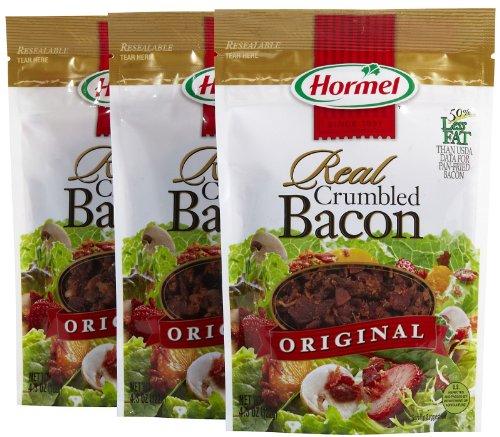 Hormel Real Bacon Bits Pouch, 4.3 oz, 3 pk
